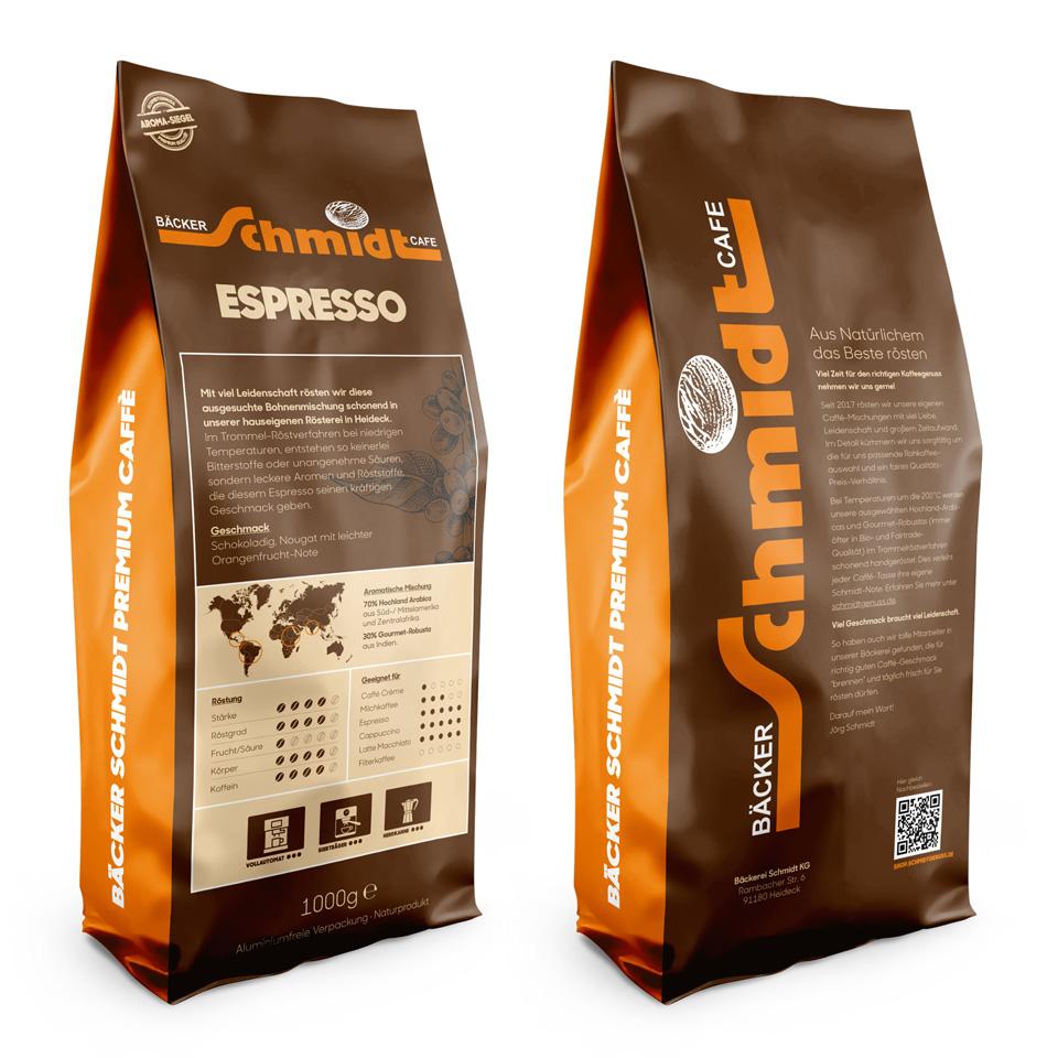 Espresso, 1000g