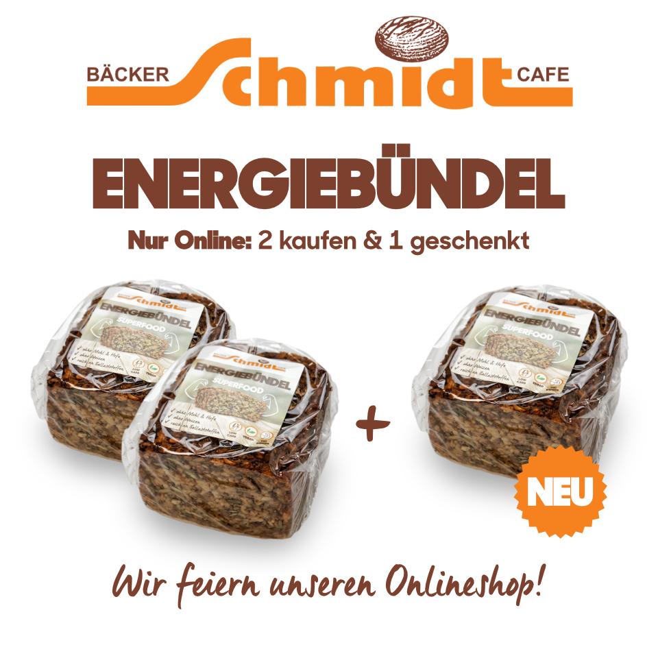 Energiebündel-Aktion 2+1